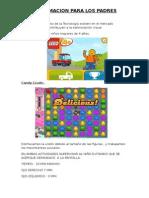Informacion Para Los Padres _ Apps para terapia visual