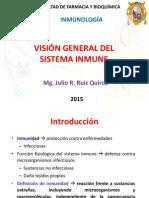 Vision General Del Sistema Inmune 2015