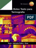 Guia de Bolso Termografia Testo