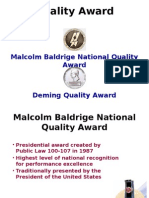 11. Quality Award