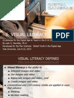 6. Visual Literacy