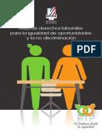 Guia de Derechos Laborales Para La Igualdad de Oportunidades y La No Discriminacion