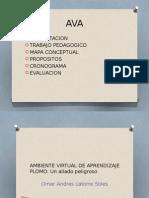 Ava Andrés Latorre- El Plomo