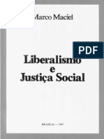 Liberalismo e Justiça social