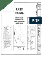 Blue Sky Towers LLC and Verizon Wireless Cell Phone Tower Plans, Hamilton, Mass.