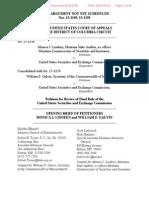 Massachusetts and Montana Filing Against SEC & Regulation A+