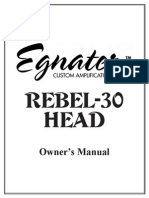 Rebel 30 Head
