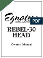 Rebel 30 Head