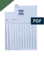 Tablas Para Cálculo DGBB