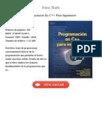 programacion-en-c++-para-ingenieros-fatos-37905944