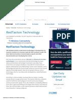 RedTacton Technology