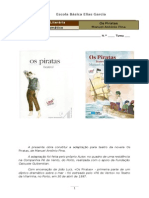 Os Piaratas (obra)- Texto dramático (2)