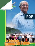 Journal de Campagne - La Réunion Nout Fierté