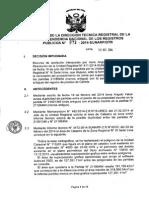 Central Resolución 072 2014 DTR