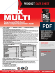 Max Multi Men's Formula
