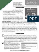 ABC's - Teaching Guide for ABeCedario de plantas - BrickHouse Education - TG9781598351194