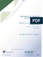 Referencial tÉcnico de CertificaÇÃo