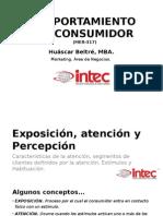 2. Exposición, Atención y Percepción