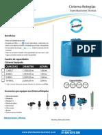 Ficha Tecnica Cisterna