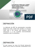 Enfermedad Renal Cronica Kdigo 2013