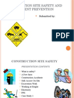 Site Safety Final