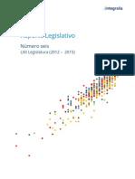 Reporte Legislativo