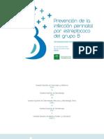 EASP Prevencion Infecc Perinatal EGB