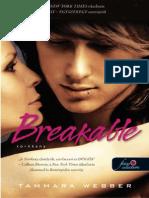 2. Torekeny - Breakable - Tammara Webber