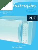 microondas electrolux mev41