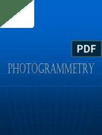 PhotoGRammetry ppt