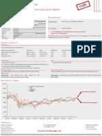 Delta One Tracker Certificate on Swiss Equity