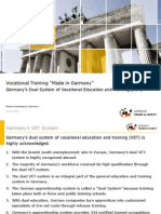 Blg Most Wanted Dual Vocational Training in Germany Ppt Englisch