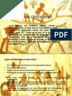 Primeras Civilizaciones 1