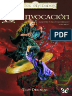 La Invocacion - Troy Denning