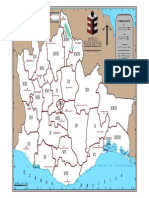 Cabeceras distritales de  Oaxaca