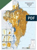 Brasil Pretos Pardos 2010