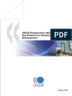 OCDE Recommendations for Sustainable Development