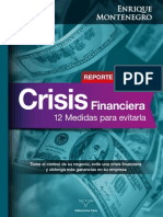 Reporte 12 Medidas Crisis Enrique Nunez