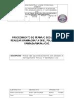PROCEDIMIENTO STYN-PTS-IC-006 GANMAGRAFIA.doc