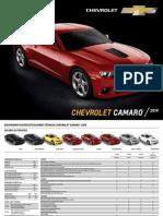 Hoja Especificaciones Camaro 2015.pdf
