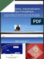 UMA -Economie_Industrialisation_Politique Energétique.pptx