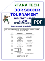 Soccer MTech Soccer Tournament Schedule_v2 2015