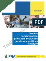 Direitos Fundamentais Principais Evoluções Jurídicas e Políticas Em 2010