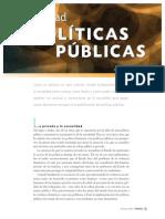 Sexualidad y políticas Públicas