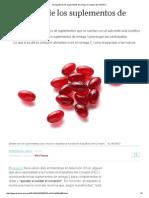 El Engaño de Los Suplementos de Omega 3 _ Salud _ EL MUNDO