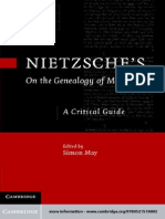 May S (Ed.) - Nietzsche's on the Genealogy of Morality - A Critical Guide