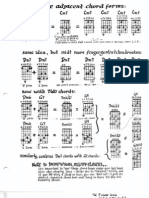 CAGED Jazz Guitar (chords) pg 21-26