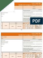 Taller IPERC-Mat OHSAS Formato