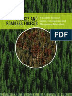 Insect and Roadless Forests