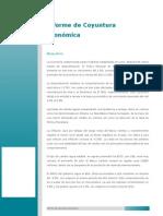 Informe de Coyuntura Económica - Agosto 2015